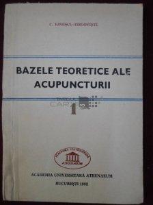 Bazele stiintifice ale acupuncturii