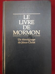 Le livre de Mormon / Cartea lui Mormon