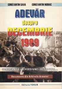 Adevar despre Decembrie 1989