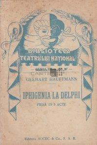 Iphigenia la Delphi
