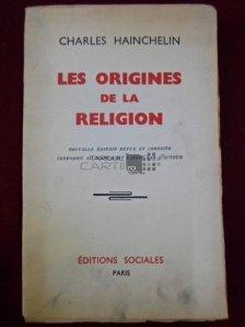 Les Origins de la religion
