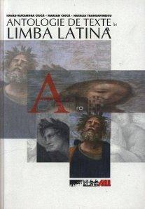 Antologie de texte in limba latina