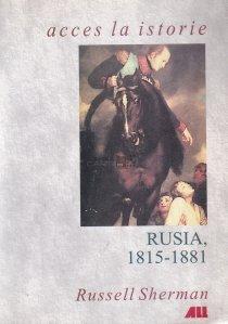 Rusia, 1815-1881