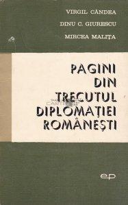 Pagini din trecutul diplomatiei romanesti
