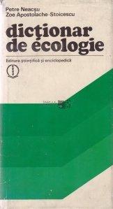 Dictionar de ecologie