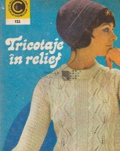 Tricotaje in relief