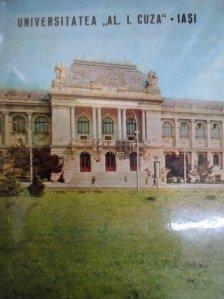 Universitatea Al. Ioan Cuza din Iasi