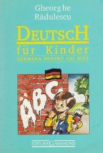 Deutsch fur Kinder / Germana pentru copii