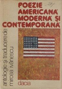 Poezie americana moderna si contemporana