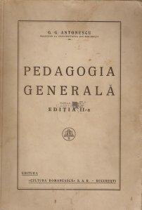 Pedagogia Generala
