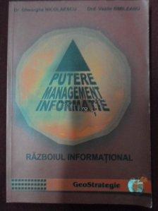 Putere. Management. Informatie