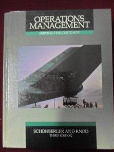 Operations Management / Managementul operatiunilor: Servirea clientului