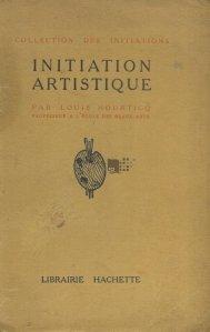 Initiation artistique / Initiere artistica