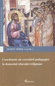 Coordonate ale cercetarii pedagogice in domeniul educatiei religioase