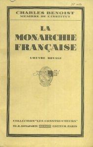 La Monarchie Francaise / Monarhia franceza