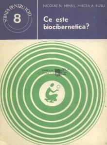 Ce este biocibernetica?