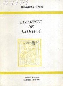 Elemente de estetica