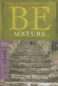 Be Mature / Fii matur