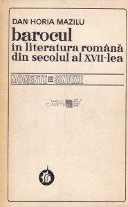 Barocul in literatura romana din secolul al XVII-lea