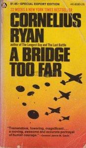 A bridge too far / Un pod indepartat