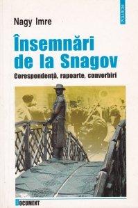 Insemnari de la Snagov