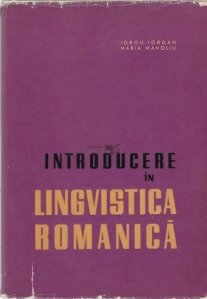 Introducere in lingvistica romanica