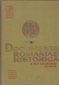 B. Tara Romaneasca (1571-1575)