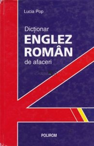 Dictionar englez-romnan de afaceri