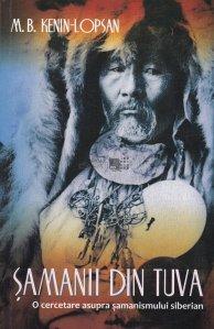 Samanii din Tuva