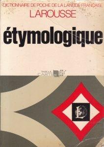 Nouveau dictionnaire etymologique et historique / Noul dictionar etimologic si istoric