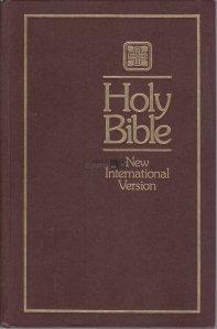 Holy Bible / Biblia-Noua versiune internationala