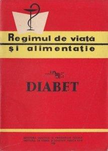 Regimul de viata si alimentatia in diabetul zaharat