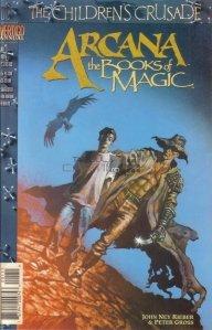 Arcana Book of Magic