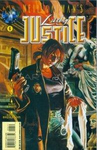 Neil Gaiman's Lady Justice