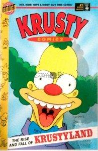 Krusty Comics