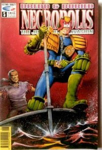 Judge Dredd Necropolis
