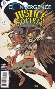 Convergence Justice Society Of America