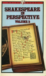 Shakespeare in perpective / Shakespeare in perspectiva.