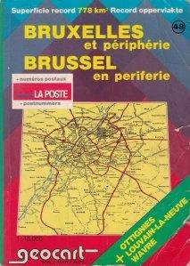 Bruxelles et peripherie. Brussel en periferie