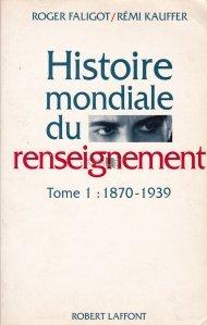 Histoire mondiale du renseignement