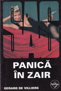 Panica in Zair