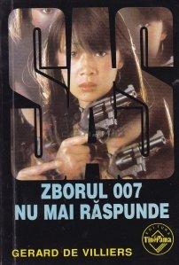 Zborul 007 nu mai raspunde