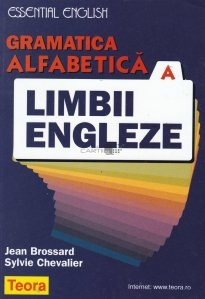 Gramatica alfabetica a limbii engleze