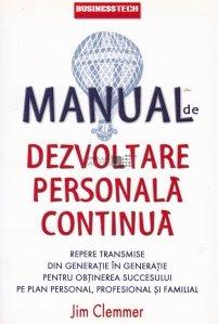 Manual de dezvoltare personala continua