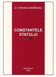 Constantele statului
