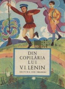 Din copilaria lui V.I. Lenin