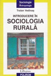 Introducere in sociologia rurala