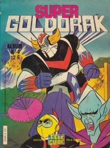 Super Goldorak, nr. 4
