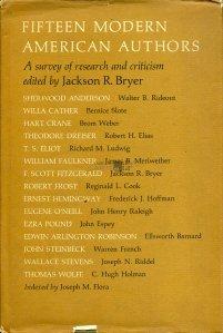 Fifteen Modern American Authors / Cincisprezece autori americani moderni