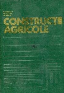 Constructii agricole